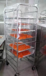 vacpack Biodegradable Trolley Covers
