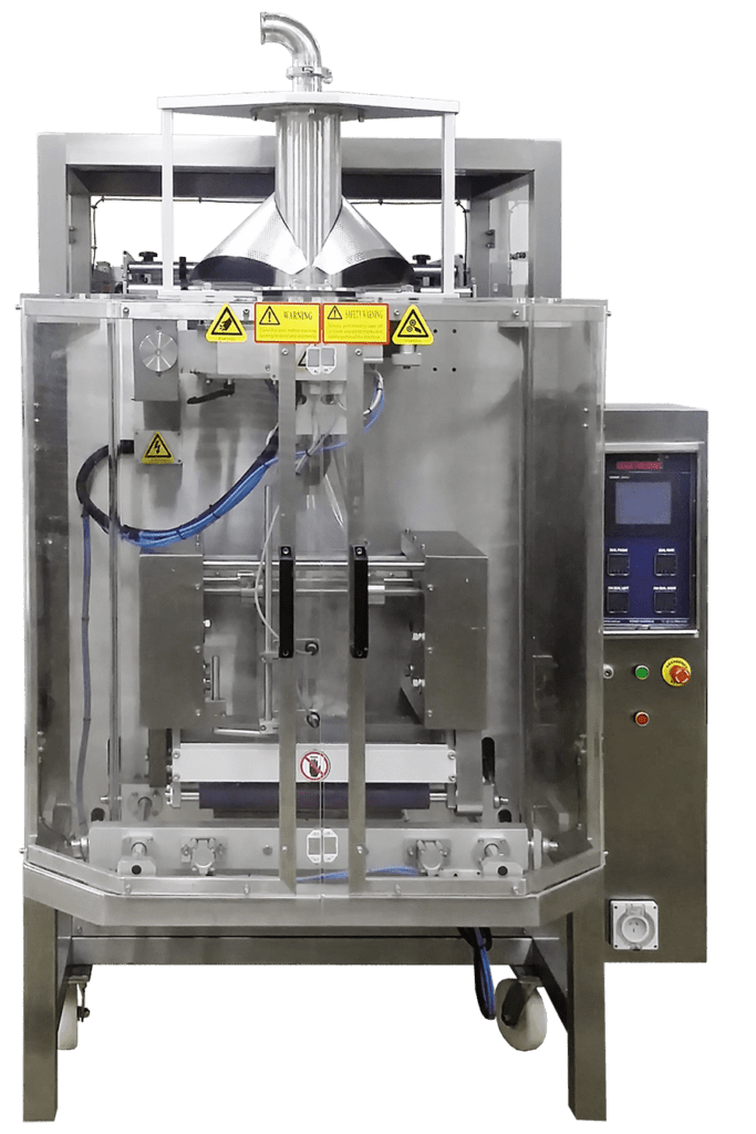 vacpack innovation in food industry Vertical Form Filler