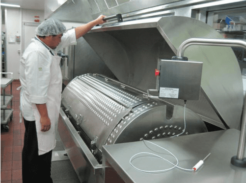 vacpack tumble chiller innovation in food industry
