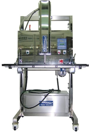 LARGER FREE STANDING - AZV MODELS vacuum packers